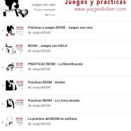 BDSM - Juegos y prácticas