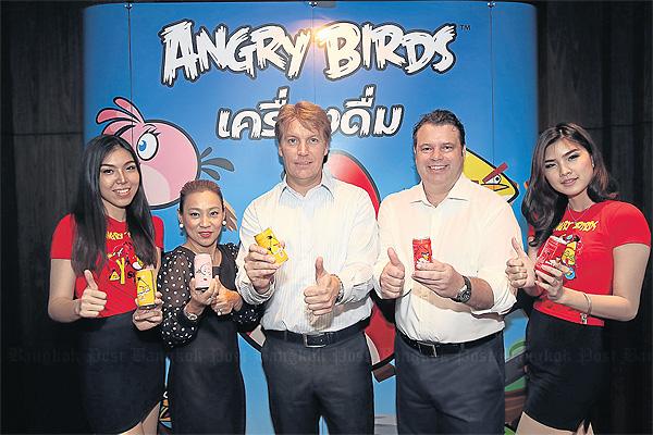 presentación angry birds