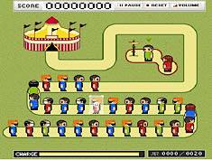 Circus Zuma - Juegos de Bolas