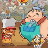 Junkyard Rampage - Juegos de Bolas