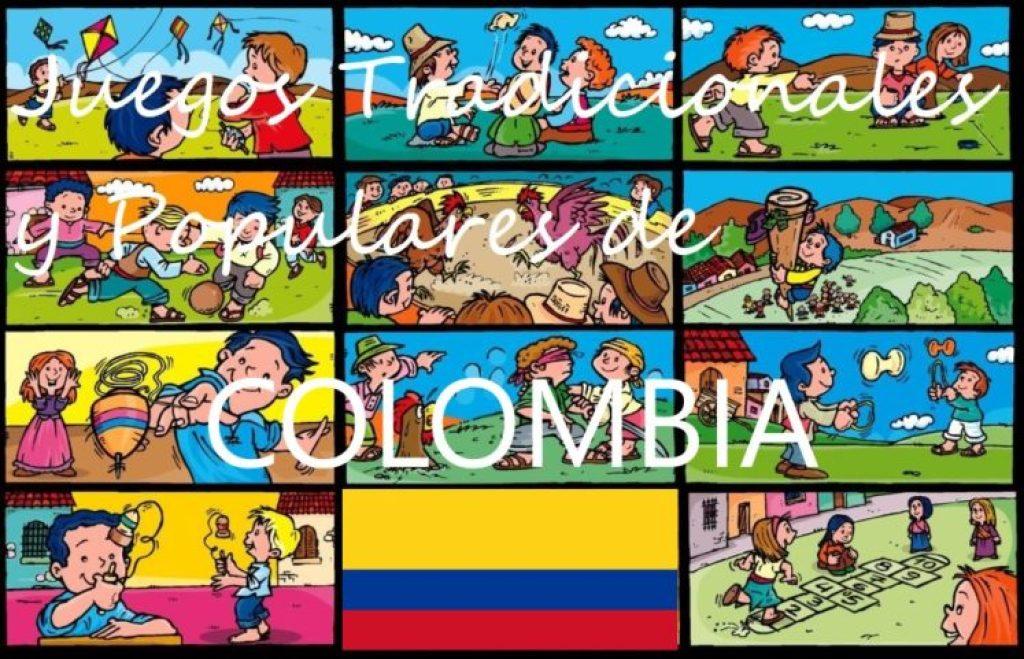 Juegos Tradicionales y Populares de COLOMBIA