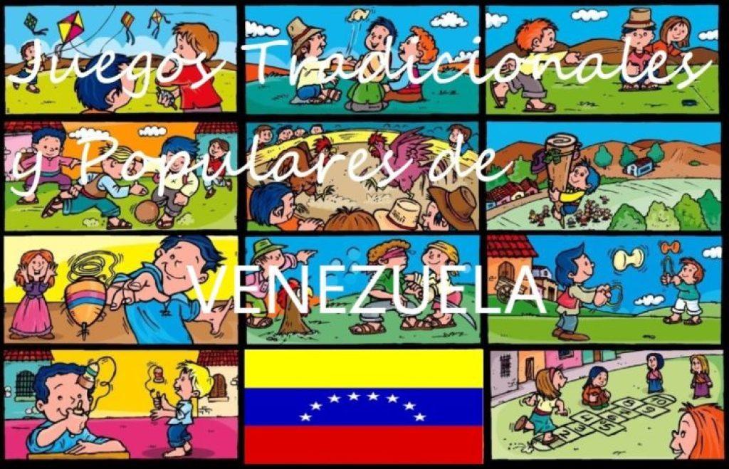 Juegos Tradicionales y Populares de VENEZUELA