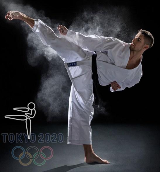 calendario karate cronograma tokio 2020