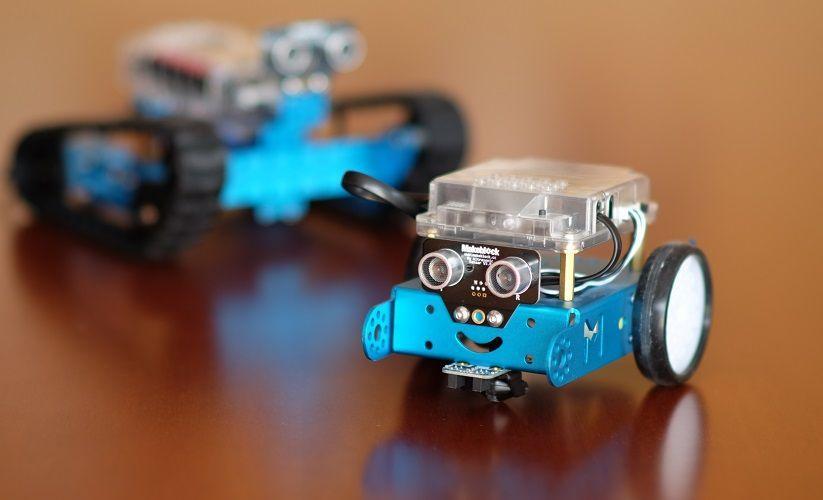 diferencias entre mbot y mbot Ranger