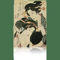 英泉 浮き世四十八手・身仕舞いの手 jpskunisada47