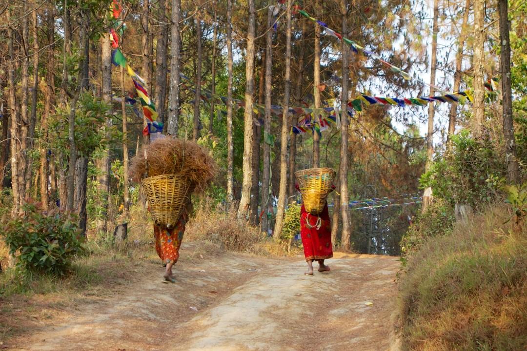 nepal-dhulikhel-countrywomen