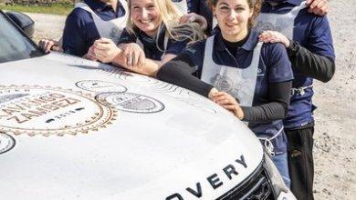 """Photo of Sechs Teilnehmer der finalen Qualifikation für die Land Rover Experience Tour 2019 nach """"KaZa"""" meisterten die spannenden Herausforderungen"""