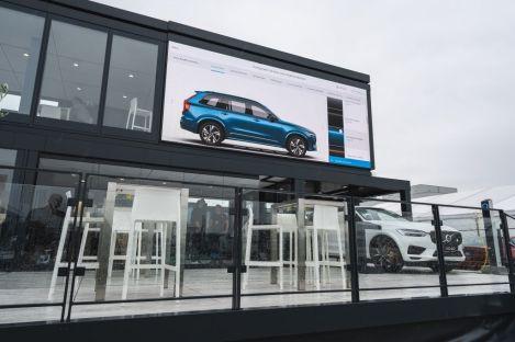 Volvo Forum - Markenkommunikation in neuem Gewand: interaktiv und vernetzt