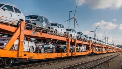 Photo of Schiene statt Straße: Volvo Cars reduziert CO2-Emissionen im Logistiknetzwerk
