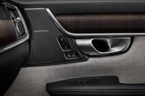 Volvo S90 und Volvo V90 - Tailored Wool Interieur