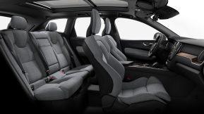 Volvo Tailored Wool Sitze