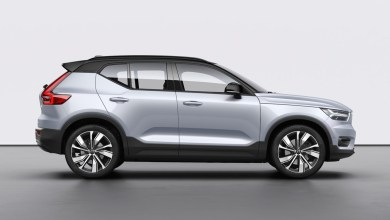 Photo of Volvo XC40 Recharge selected as 2021 North American Utility of the Year semi-finalist