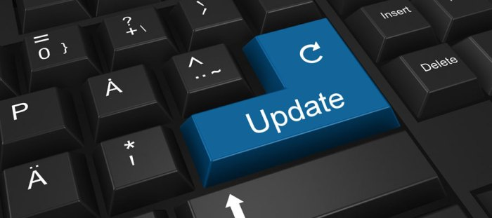 Digitalisierung Software Update (Bild: Pixabay)
