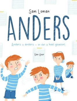 Cover: Anders - Sam Loman