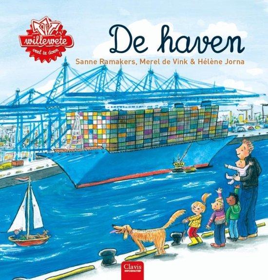 Kinderboekenweek 2021 Thematitels Willewete de haven