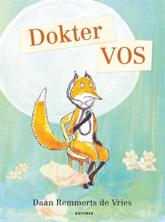 Kinderboekenweek 2021 Thematitels Dokter Vos