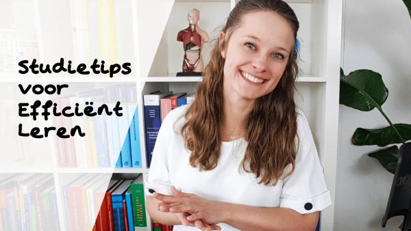 Cursus: Studietips voor Efficiënt Leren