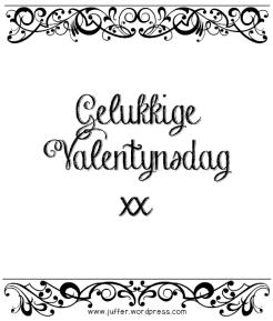 Valentynsboodskap