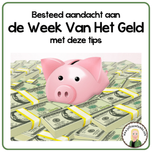 week van het geld