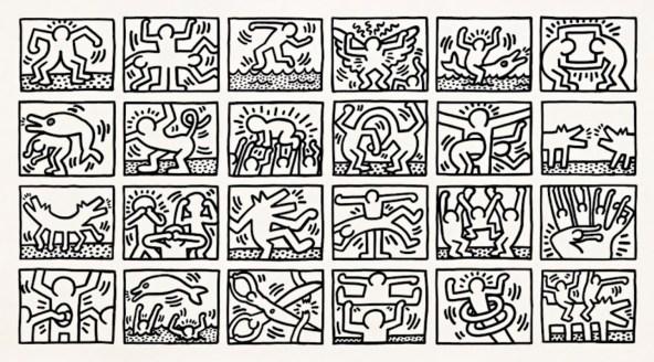 Retrospect Keith Haring