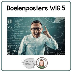 Doelenposters WIG 5