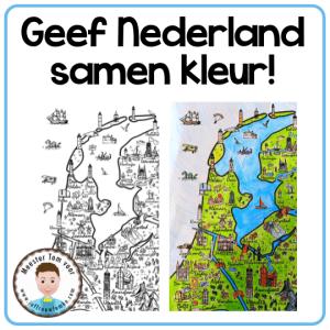 geef Nederland samen kleur