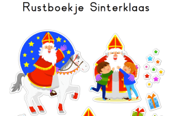 Rustboekje Sinterklaas