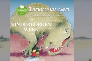 Tip voor de Kinderboekenweek 2017: Dinosaurussen (met lied)
