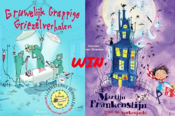 Win fantastisch kinderboekenweekpakket