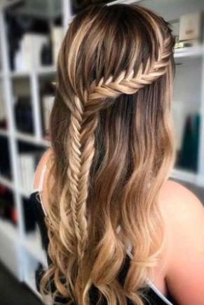 Lambe Baalo ka hairstyle