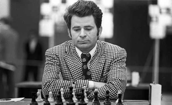 Gran Maestro Boris Spassky