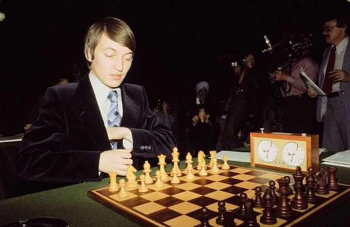 Anatply Karpov Gran Maestro