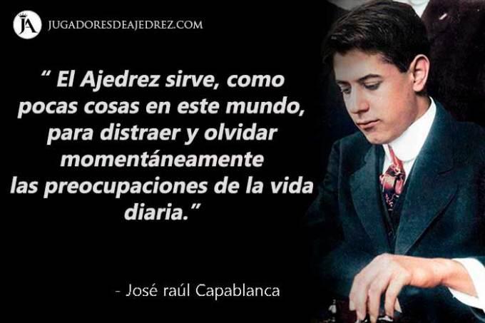 Frases de José Raúl Capablanca