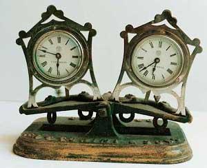 Reloj de ajedrez Péndulo