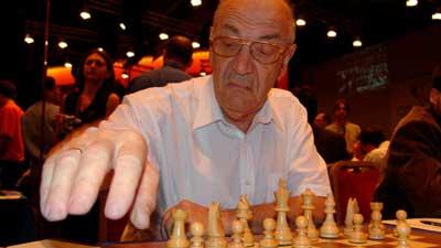 Viktor Korchnoi Viejo