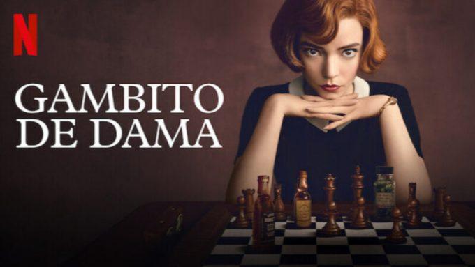 Las mejores frases de la serie Gambito de Dama