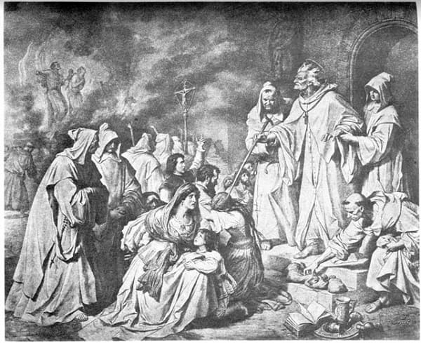 Hogueras de la Inquisición