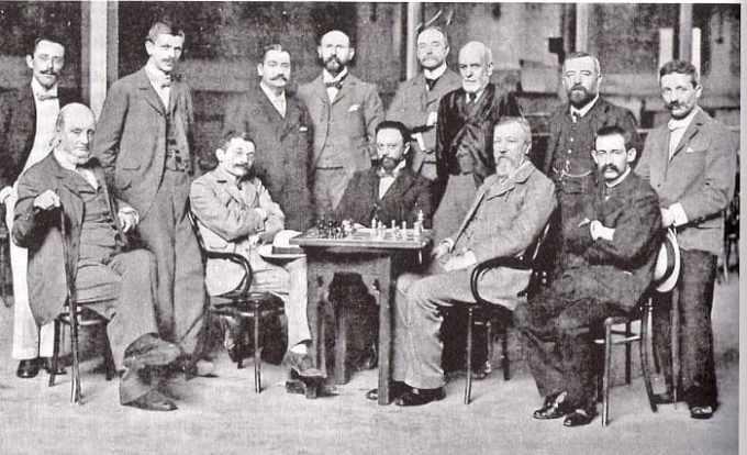 Nuremberg de 1896