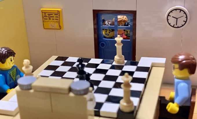 ajedrez de lego 1