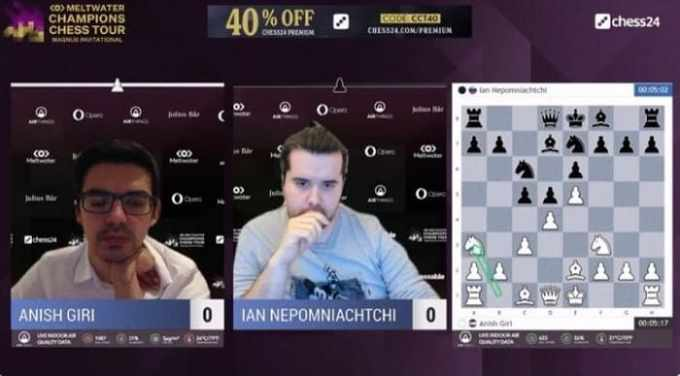 Campeón del Magnus Carlsen Invitational