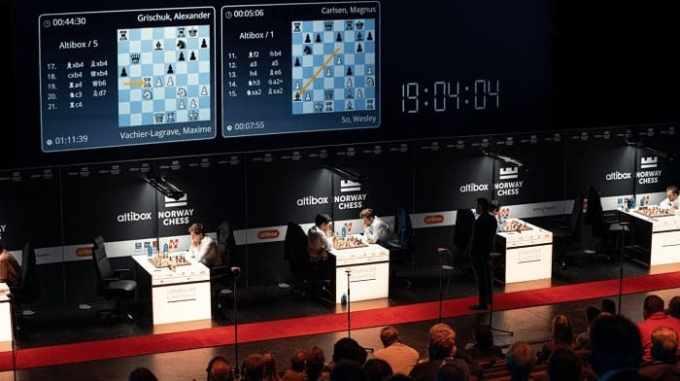 Norway Chess in 2019. Photo Maria Emelianova Chess