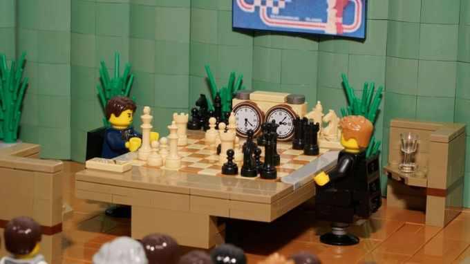 ajedrez lego 2