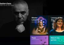 Garry Kasparov Web