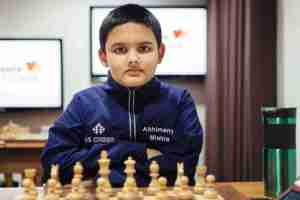 Abhimanyu Mishra - Gran Maestro mas joven de la historia del ajedrez