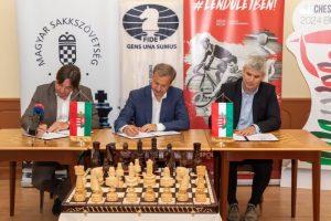 Firmado Los Juegos Olímpicos De 2024 Se Celebrarán En Budapest