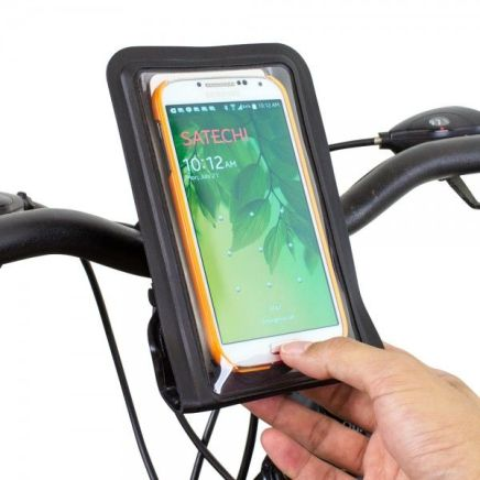RideMate hier mit anderem Smartphone