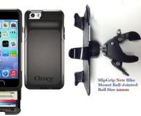 Quick-Mount Halterung für Otterbox Commuter Wallet Hülle