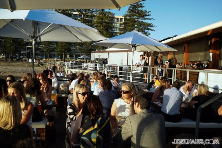 Hugos Manly - The Deck-4