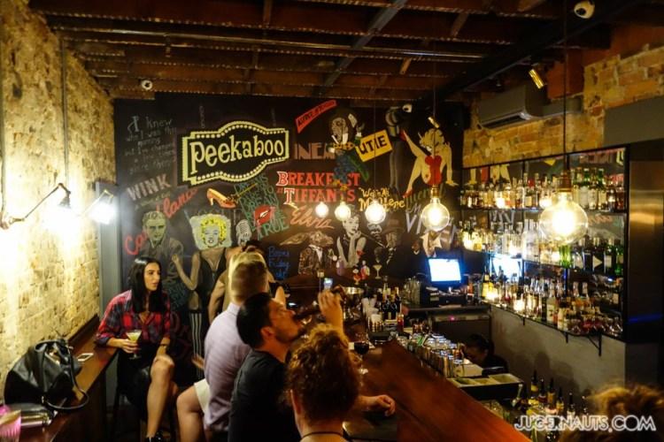 Peekaboo Bar - Woolloomooloo-6