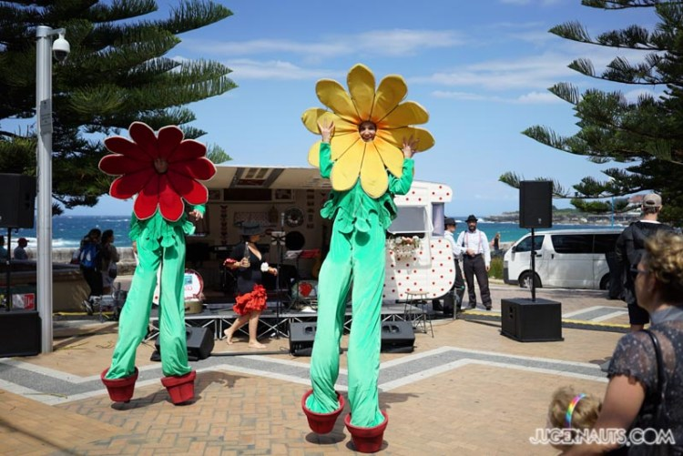 March into Merivale -  Coogee Foreshore Festival (49)